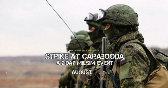 Strike at Carabooda
