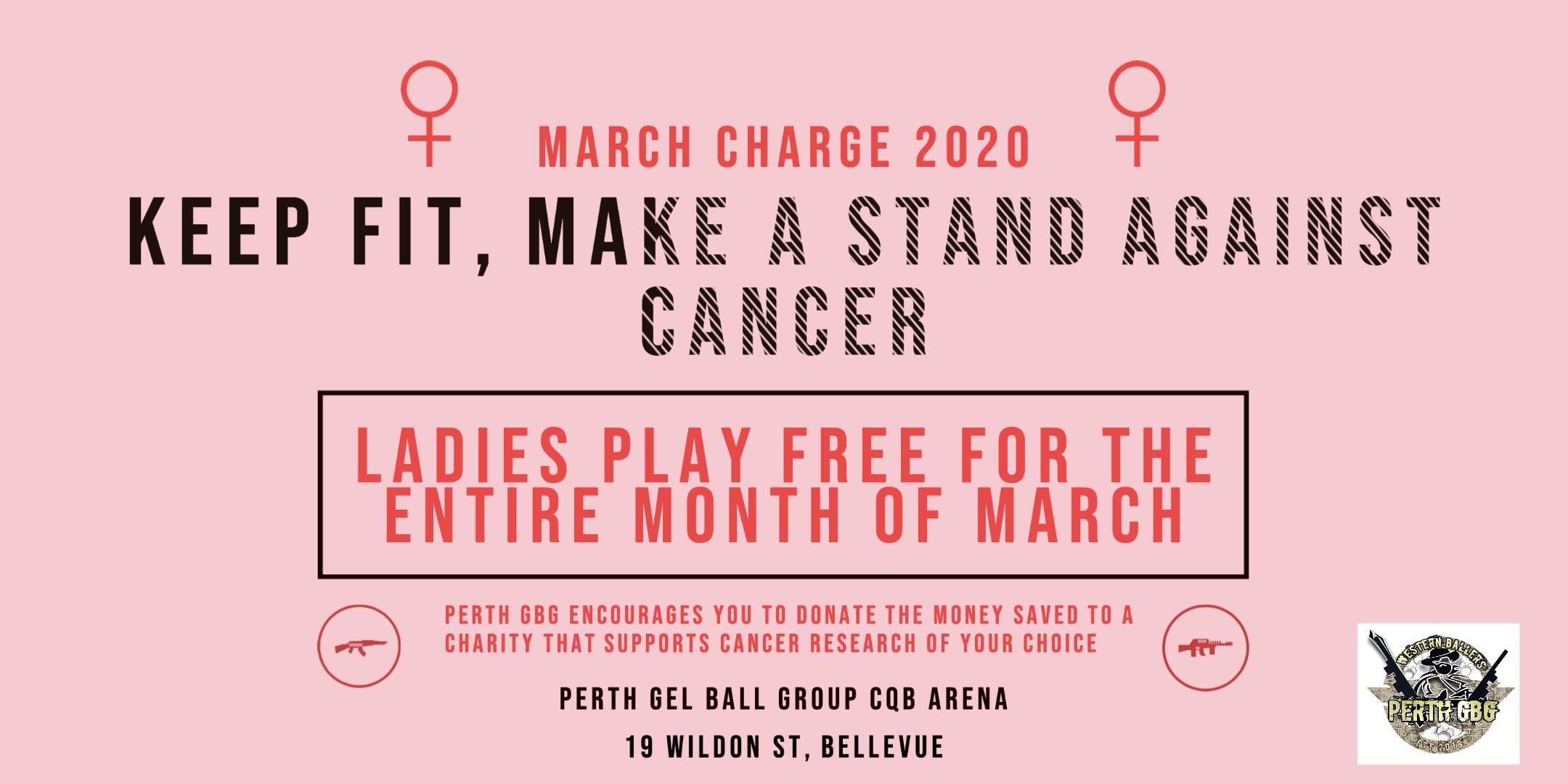 March Charge 2020