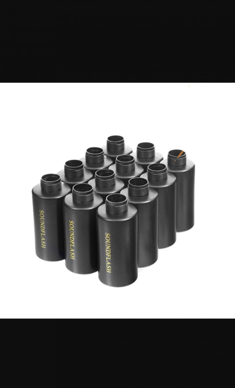 CO2 Grenade Canisters