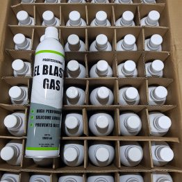 Green Gas Canister