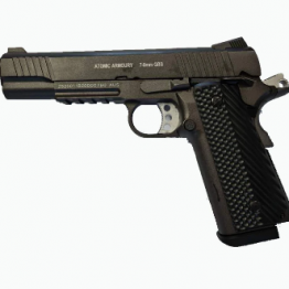 Atomic Armoury 1911 CO2 (Tactical)