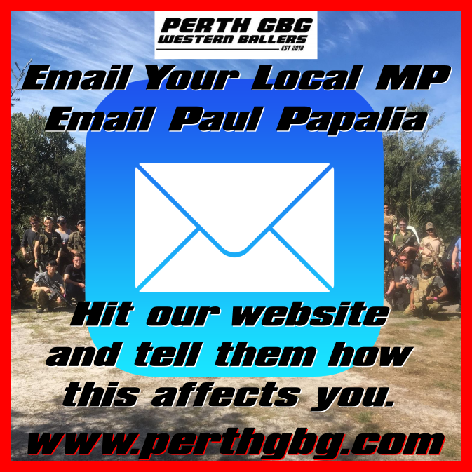 Email Your Local MP