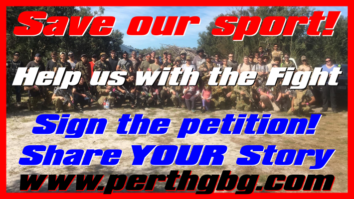Save our sport